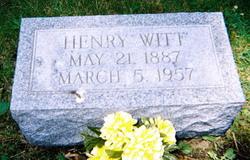 Henry Karl Wilhelm Witt