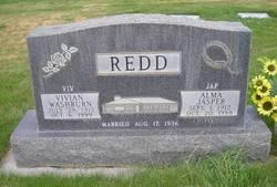 """Alma Jasper """"Jap"""" Redd"""