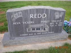 """Parley Vincent """"Vint"""" Redd"""