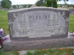 Myrtle Amelia <I>Nelson</I> Perkins