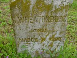 G. Wheatonburg