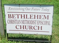 Bethlehem CME Church Cemetery