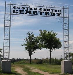 Custer Center Cemetery