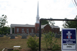 Oak Forest Presbyterian Church Cemetery