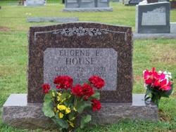 """Eugene Edward """"Gene"""" House"""