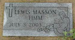 Lewis Masson Timm