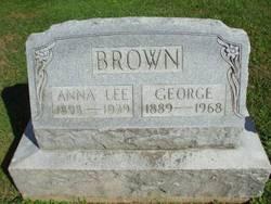 Anna Lee Brown