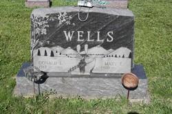 Mary E. <I>Heck</I> Wells