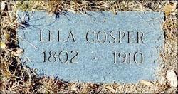 Lela Alice <I>Covington</I> Cosper