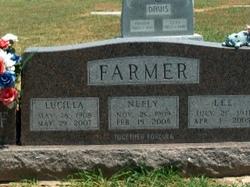 Mary Lucilla Farmer