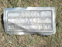 Thelma <I>Pitts</I> McCullough