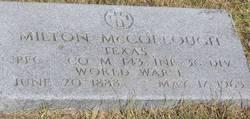 Milton McCullough