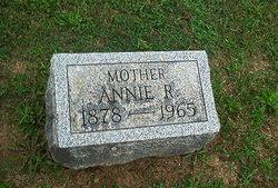 Annie <I>Rhoads</I> Doebler
