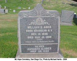 Augusta C <I>Rothganger</I> Aber
