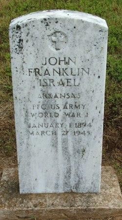 John Franklin Israel