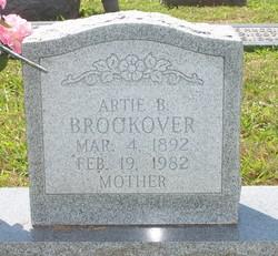 Artie Bessie <I>Chichester</I> Brookover
