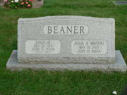 Julia A <I>Moyers</I> Beaner