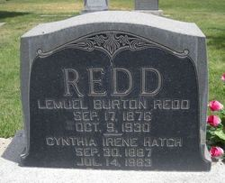 Lemuel Burton Redd