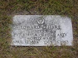 """Edward Cassidy """"Cass"""" Hart"""