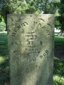 Henry Haase
