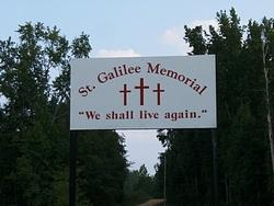 Saint Galilee Baptist Church Cemetery