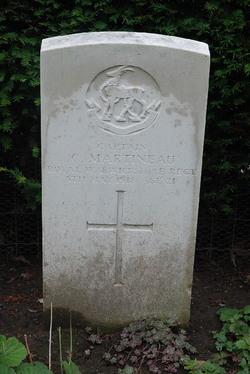 Captain Clement Martineau