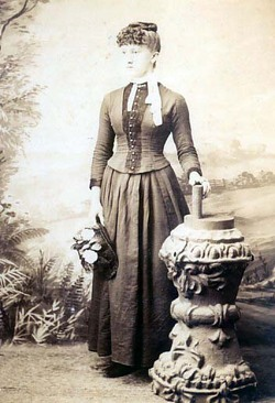Carrie Elizabeth <I>Fulton</I> Thayer