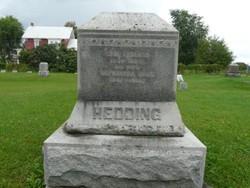 Charles M Hedding