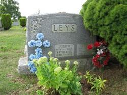 Katherine Agnes <I>Lang</I> Leys