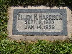 Ellen <I>Hitchings</I> Harrison