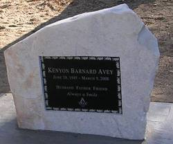 Kenyon Barnard Avery