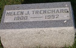 Helen Marie <I>Jones</I> Trenchard
