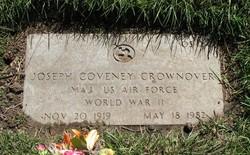 Joseph Coveney Crownover
