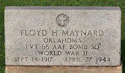 Floyd H Maynard