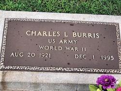 Charles L Burris