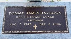 Tommy James Davidson