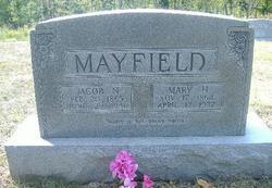Jacob Nelson Mayfield, Sr