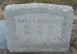 Hattie Elizabeth Honeycutt
