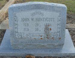 John Wesley Honeycutt