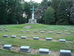 Our Lady Of The Pines Cemetery