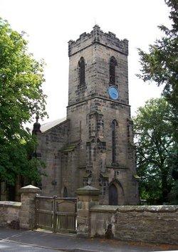 St. John the Evangelist Churchyard