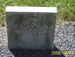 Mary Bollinger