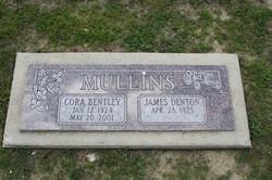 Cora B. <I>Bentley</I> Mullins
