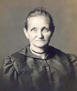 Louisa <I>Hart</I> Gladin