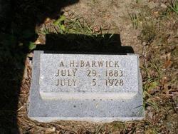 Alfred Homer Barwick