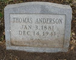 """Thomas Anderson """"Tom"""" Baggett"""
