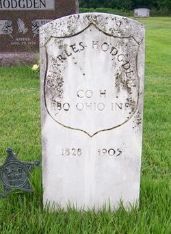 Pvt Charles E Hodgden, Jr