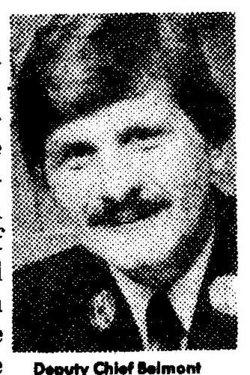 Chief Alfred M Belmont
