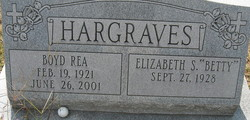 Boyd Rea Hargraves