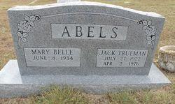 Jack Truman Ables